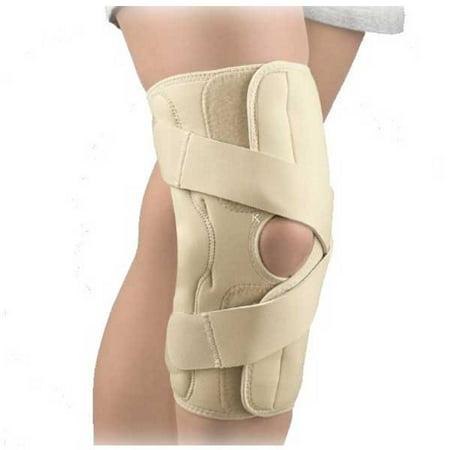 0e92765687 FLA OA/Arthritis Knee Brace Medial-XXX-Large-Beige-Left - Walmart.com