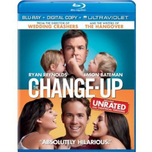 The Change-Up (Unrated) (Blu-ray + Digital Copy + UltraViolet) (With INSTAWATCH) (Widescreen)