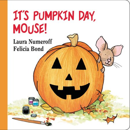 Halloween You Fraidy Mouse (Its Pumpkin Day Mouse (Board)