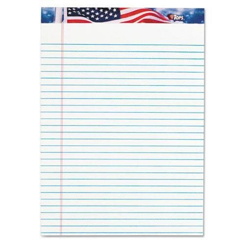 TOP75140 - American Pride Writing Pad