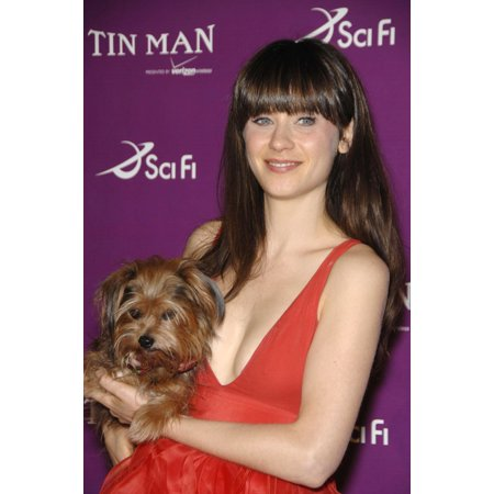Zooey Deschanel Halloween (Zooey Deschanel Baxter At Arrivals For Los Angeles Premiere Of Tin Man Sci Fi Channel Miniseries Arclight Hollywood Cinerama Dome Los Angeles Ca November 27 2007 Photo By Michael GermanaEverett)
