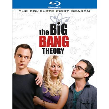 Episode Big Bang Theory Halloween (The Big Bang Theory: The Complete First Season)