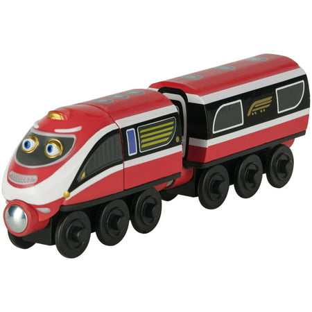 TOMY Chuggington Wooden Railway Daley and Delivery