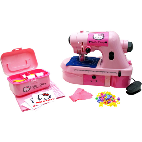 Hello Kitty 2in1 Sewing Machine