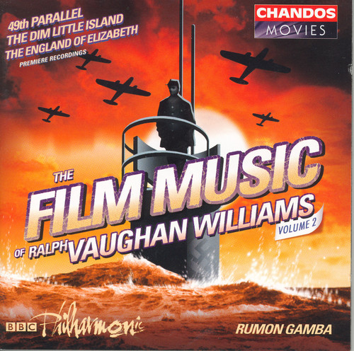 R. Vaughan Williams - The Film Music of Ralph Vaughan Williams, Vol. 2 [CD]