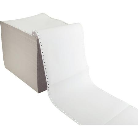 Blank Carbonless Paper (Sparco Dot Matrix Print Carbonless)