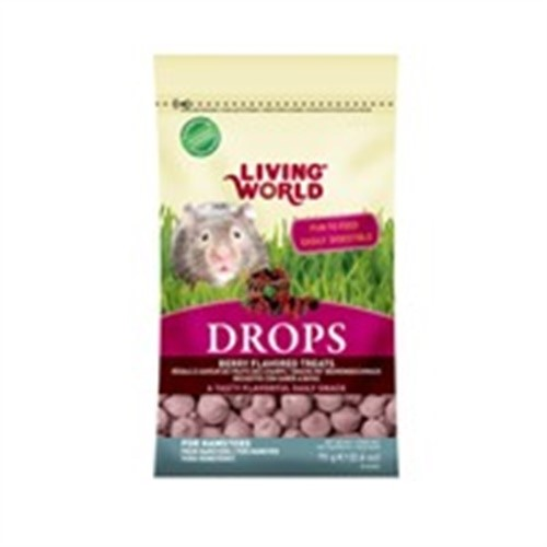 Living World Hamster Treat 2.6oz, Field by Living World