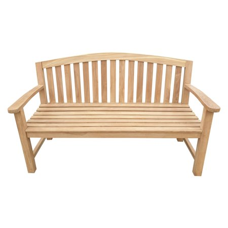 Superb Seven Seas Teak San Jose Outdoor Teak Wood Bench Pabps2019 Chair Design Images Pabps2019Com