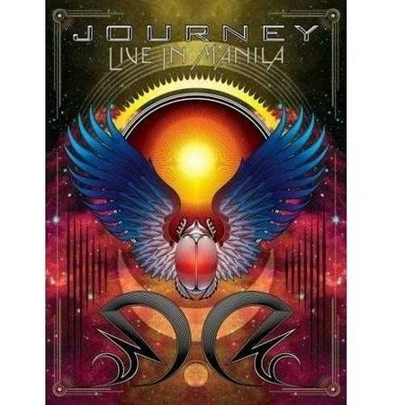 Journey: Live In Manila (Walmart Exclusive) (2 Discs Music DVD) - Passantino Music Papers