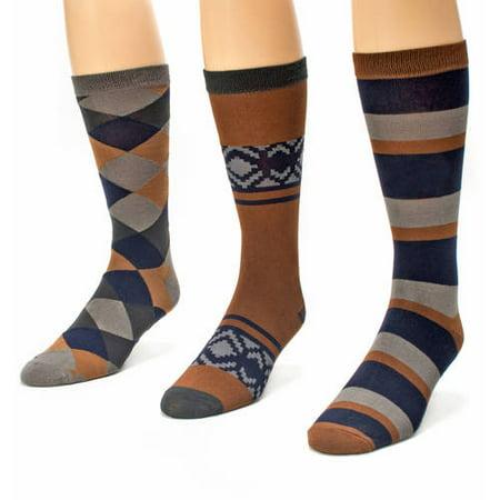Men's Crew Sock Pack (3 Pair) 3 Pair Sock Pack