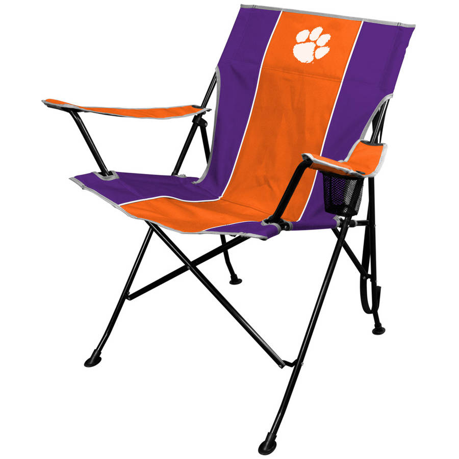 NCAA Clemson Tigers Tailgate Chair by Rawlings