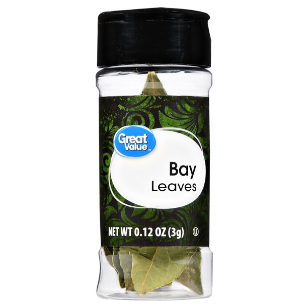(2 Pack) Great Value Bay Leaves, 0.12 oz