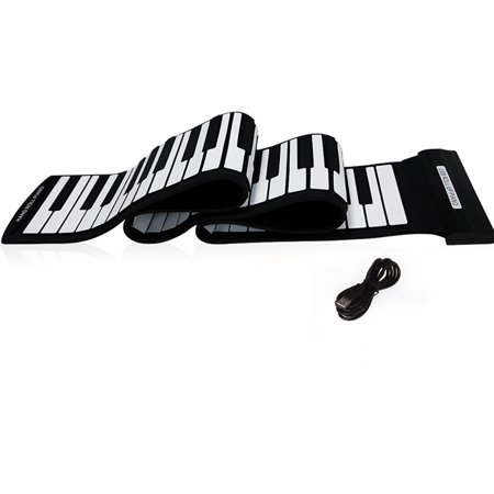 Flexible Silicon Mold - KKmoon USB 88 Keys MIDI Roll up Electronic Piano Keyboard Silicone Flexible Win XP/Vista/7/8 and Mac OSX