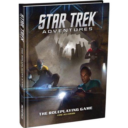 Star Trek Adventures (Hardcover) - Halloween Adventure Game
