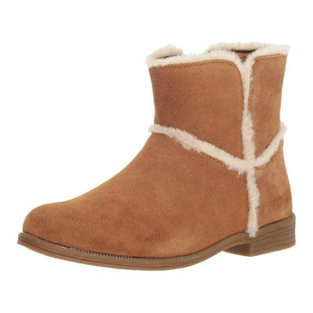 Ugg Kids' K Coletta Boot Fashion, Chestnut, Size 4 M Us Big Kid (Big Kid Uggs On Sale)
