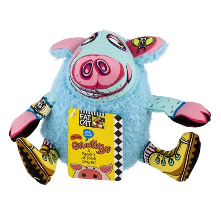 - Fat Cat Gruntleys Minis Dog Toy