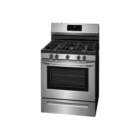 Frigidaire FFGF3054TS - Range - freestanding - width: 29.9 in - depth: 28.4 in - height: 47.8 in - with self-cleaning - stainless steel