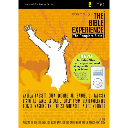 The Bible Experience: Now Including the Complete TNIV Bible Text to Read Along: the Complete Bible