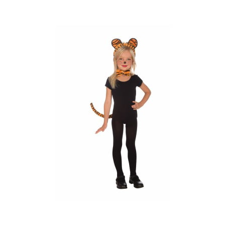 Tiger Costume For Kids (CHILD PLUSH KIT-TIGER)