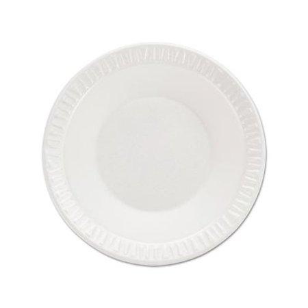 (Concorde Non-laminated Foam Dinnerware, Bowls, 3.5-4 Ounces, White, Round DCC...)