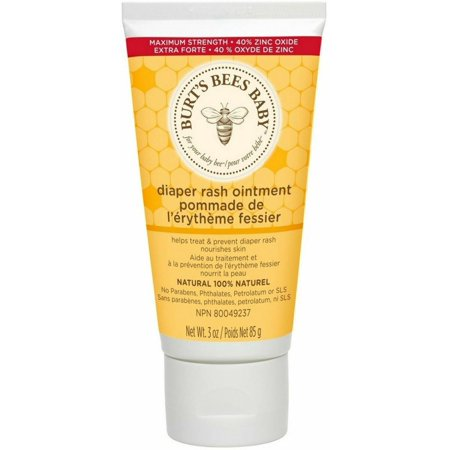 Burts Bees Baby Diaper Rash Ointment 3 oz (Pack of 3) Burts Bees Baby Diaper Rash Ointment 3 oz (Pack of 3) condition: New Brand: Burts BeesMPN: Does not apply