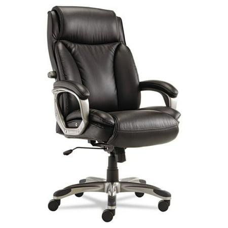 latitude run perkins genuine leather executive chair walmart com