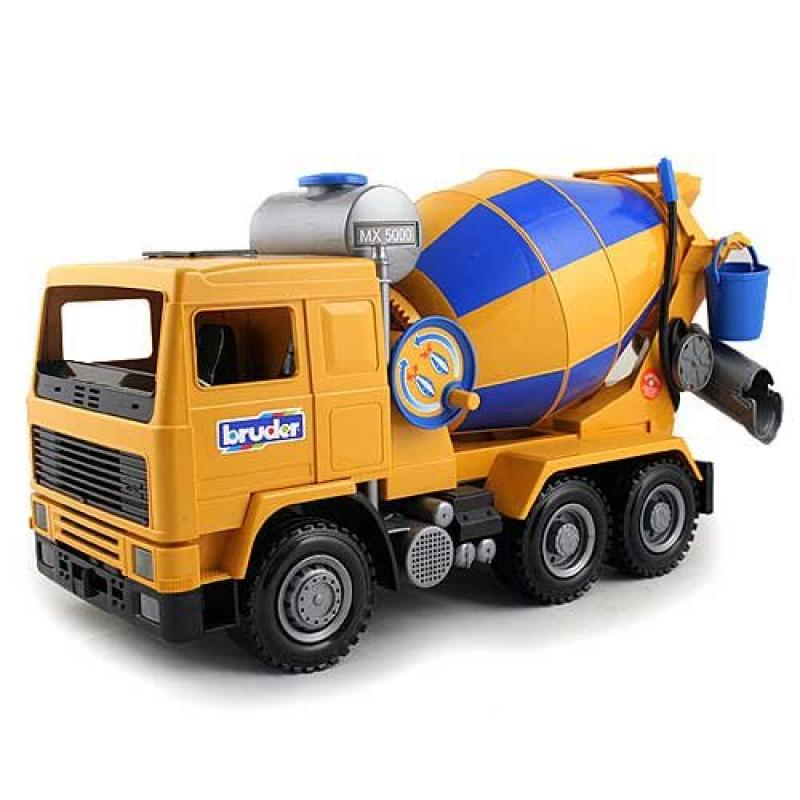 Bruder Cement Mixer Truck by
