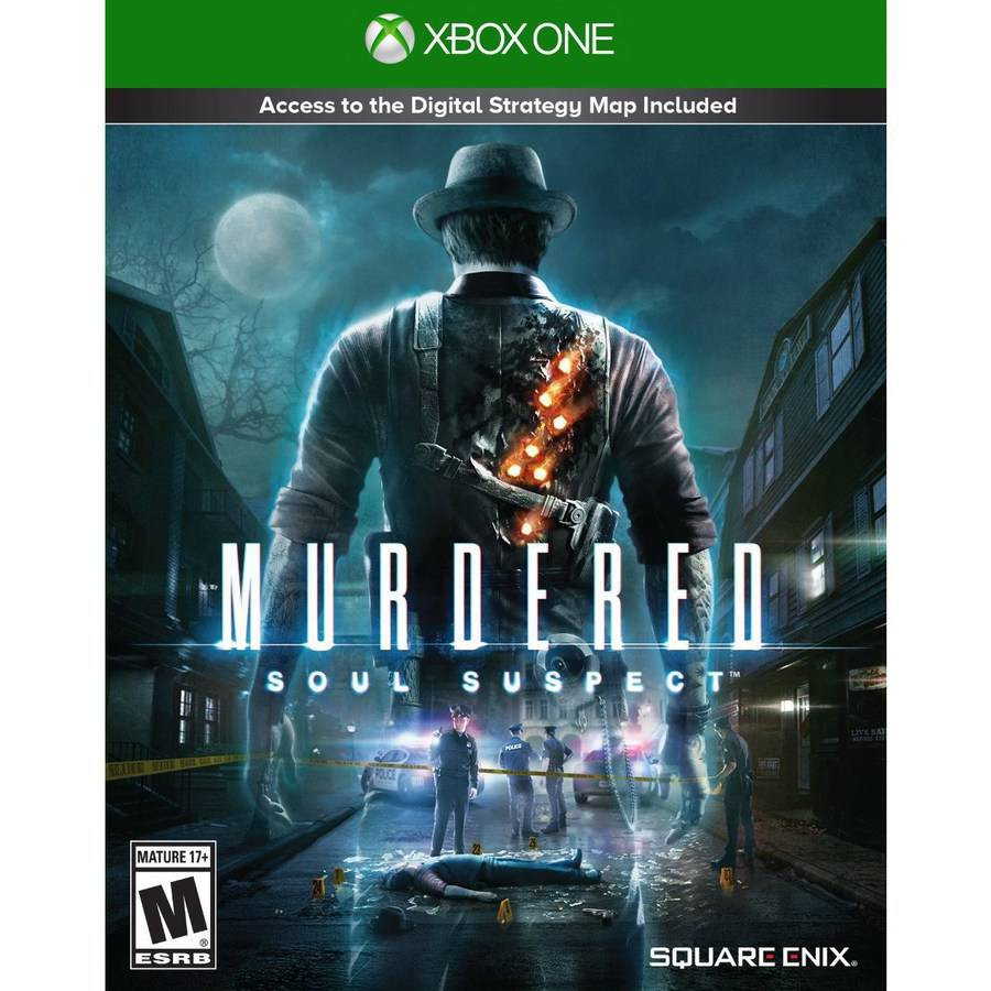 Murdered: Soul Suspect (Xbox One) - Pre-Owned