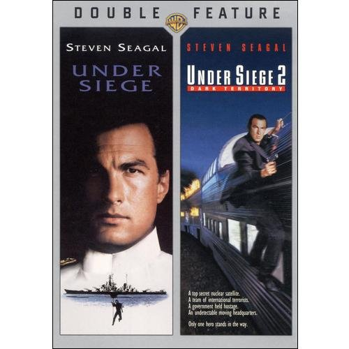 Under Siege / Under Siege 2 (Double Feature) (Widescreen)