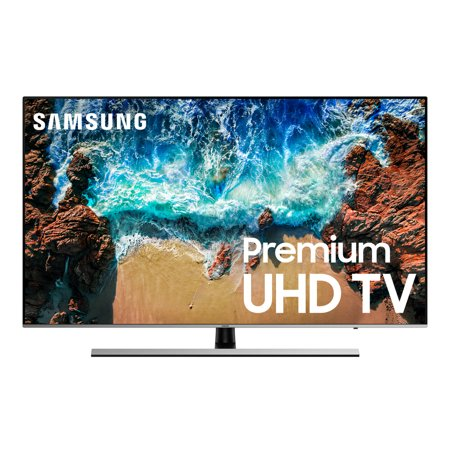 SAMSUNG 55u0022 Class 4K (2160P) Ultra HD Smart LED TV UN55NU8000FXZA (2018 model)