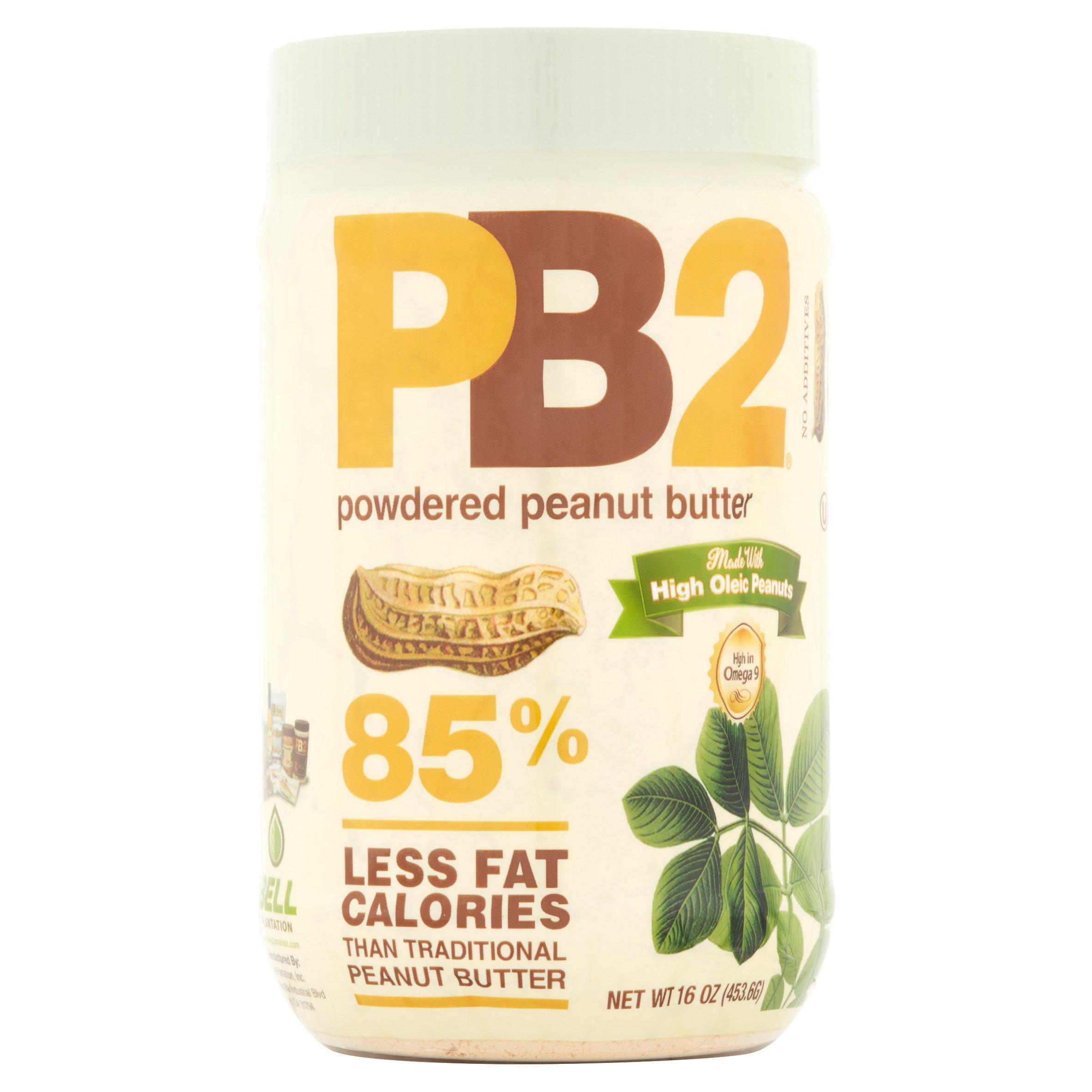 PB2 Powdered Peanut Butter, 16 oz