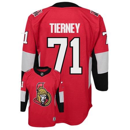 Chris Tierney Ottawa Senators Home NHL Premier Youth Hockey Jersey - image 1 of 2