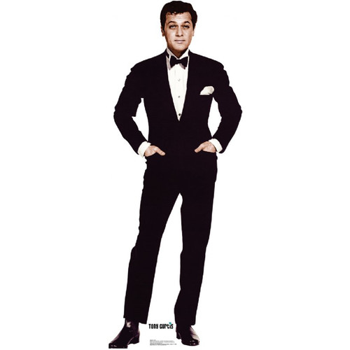 Advanced Graphics Hollywood Tony Curtis Color Cardboard Stand-Up