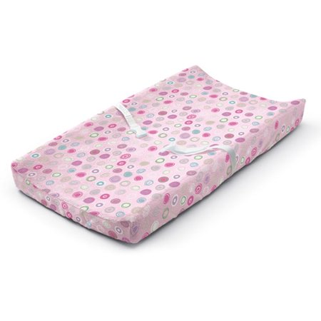 Summer Infant Changing Pad Cover, Pink Swirl ()