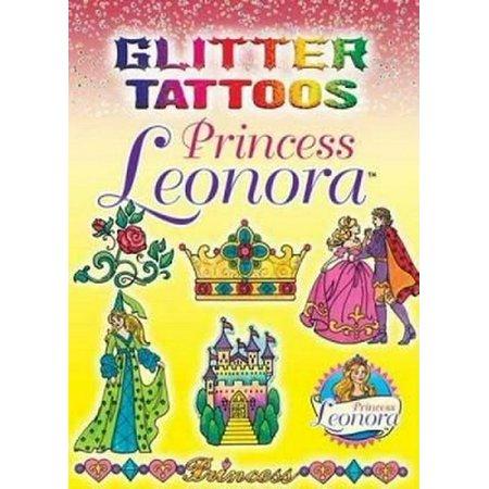 Glitter Tattoos Princess Leonora - Tattoo Princess