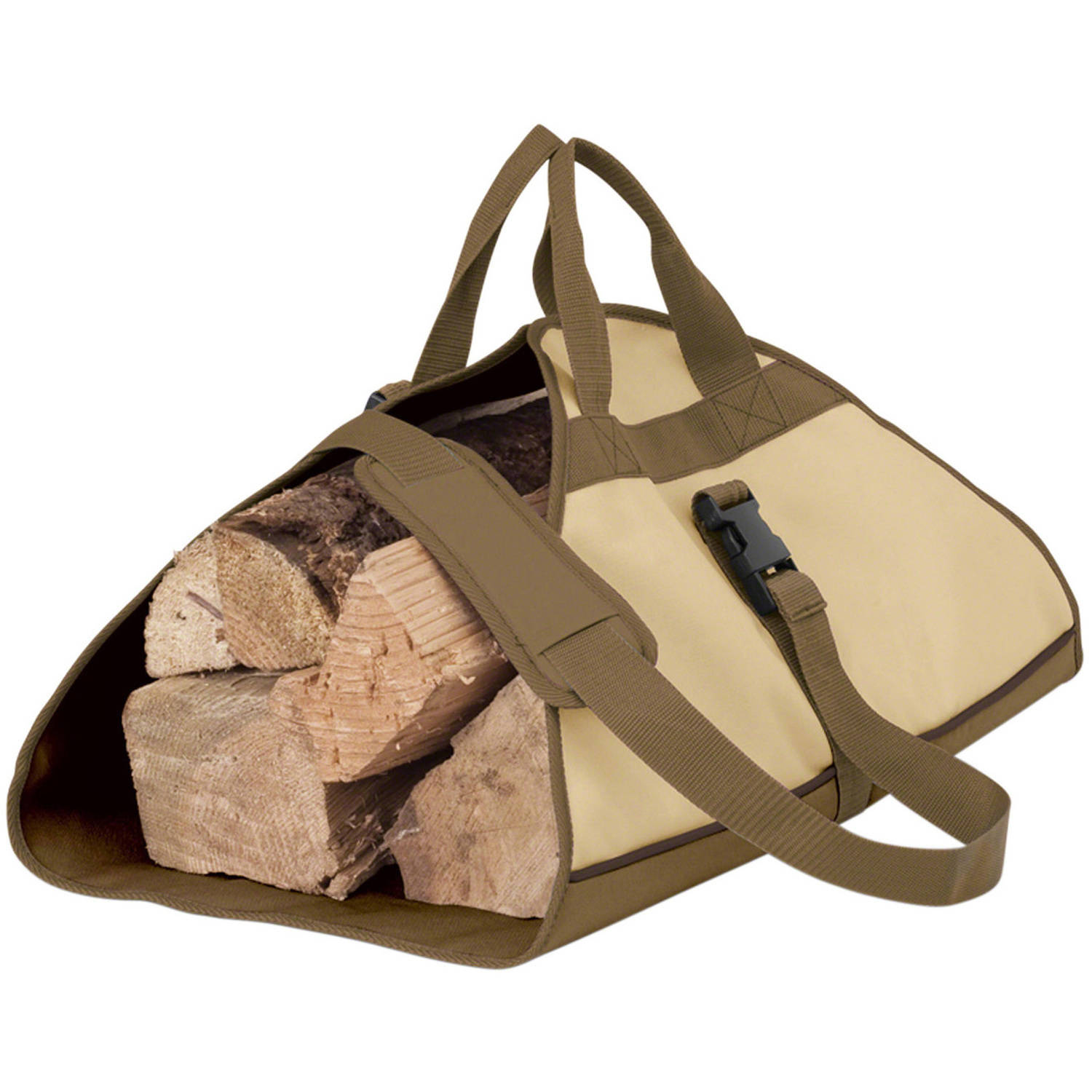 Classic Accessories Veranda Fireplace Firewood Log Carrier