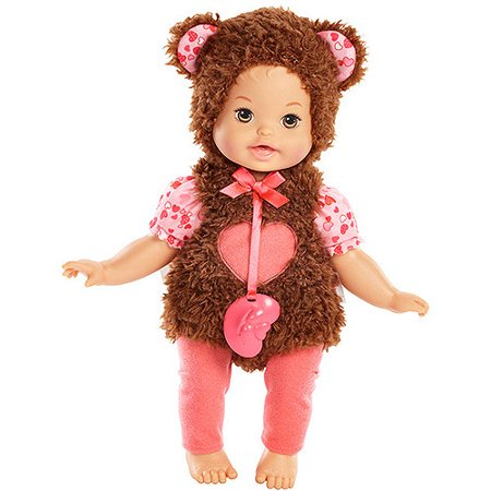 Little Mommy Dress Up Cutie Bear for $<!---->