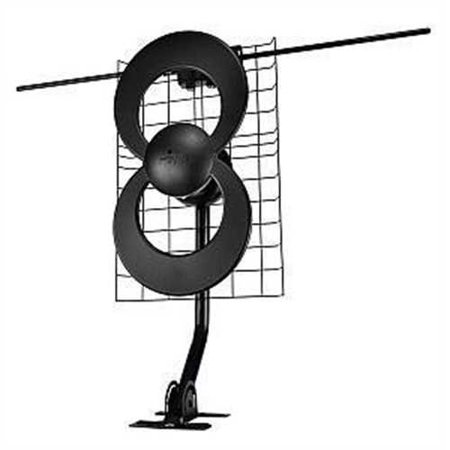 Refurbished Antennas Direct Clearstream C2V-J3 Long Range HDTV Antenna with Mount