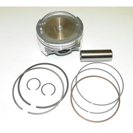 04 Ski - NEW JET SKI 4 STROKE PISTON KIT .5MM OVER KAWASAKI 03 04 05 06 07 STX-12F 1200CC
