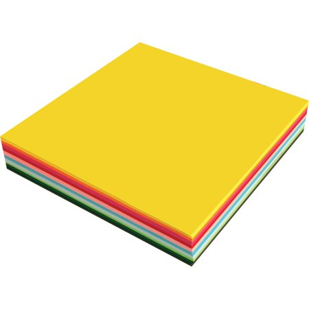 Folia Origami Paper (Folia Paper Origami Colored Folding Squares - 8x8