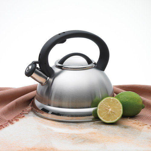 Creative Home Alexa 3 Qt. Whistling Tea Kettle