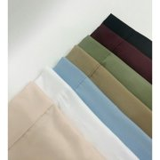 Super Single Waterbed Sheet Set- 1500 Collection- Super Soft- Wrinkle Resistant Microfiber with Pole Attachments
