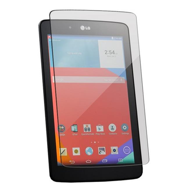 ZNitro 700161185393 Glass Screen Protector for LG G Pad 7. 0, 7. 0 LTE, Clear