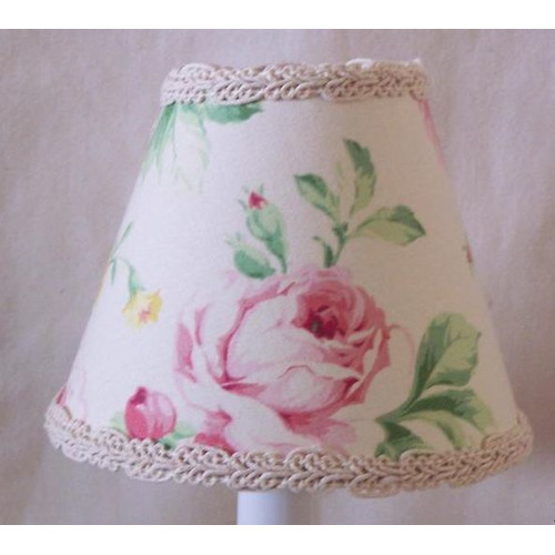 Silly Bear Lighting Song Of Spring 11'' Fabric Empire Lampshade by Silly Bear Lighting
