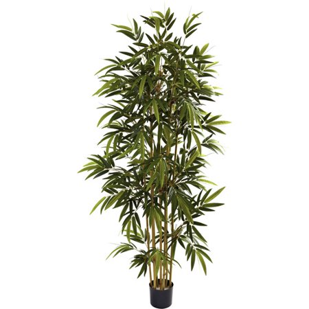 Nearly Natural 6' Bamboo Tree ()