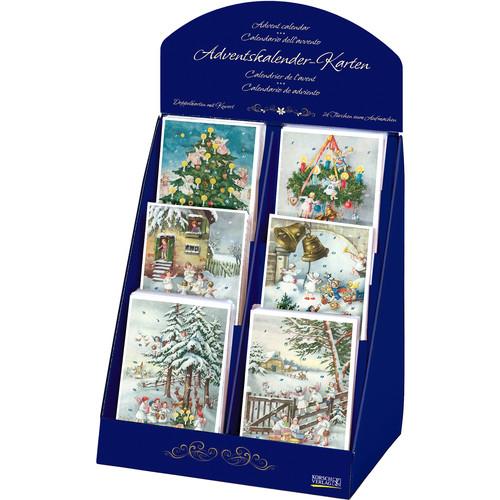 Alexander Taron Assorted Advent Calendars (Set of 60)