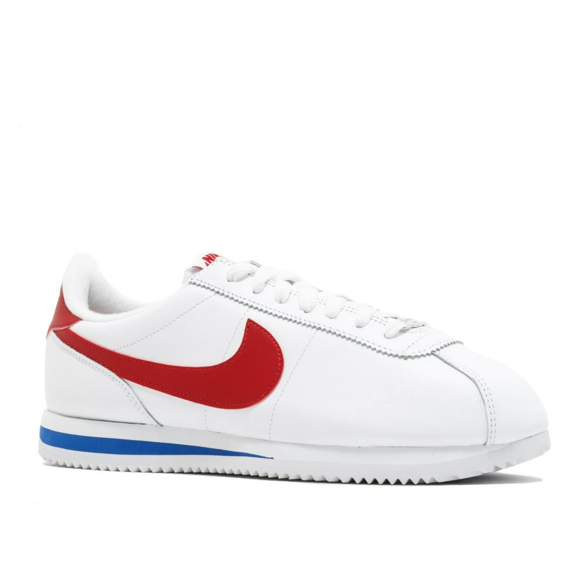 official photos 15bca 55a83 Nike - Men - Cortez Basic Leather Og 'Forrest Gump' - 882254-164 - Size 8