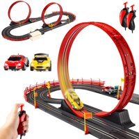 Best Choice Electric Slot-Car Race Track Set