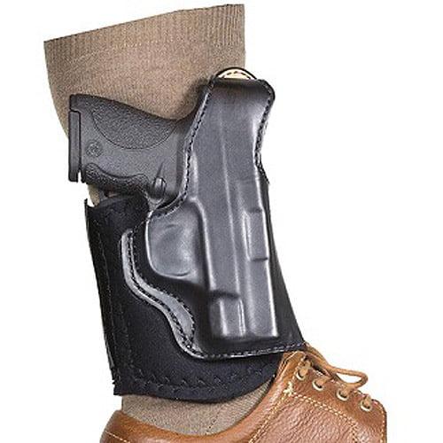 DeSantis Right Hand Black Die Hard Ankle Rig, Glock 26, 27 by Desantis