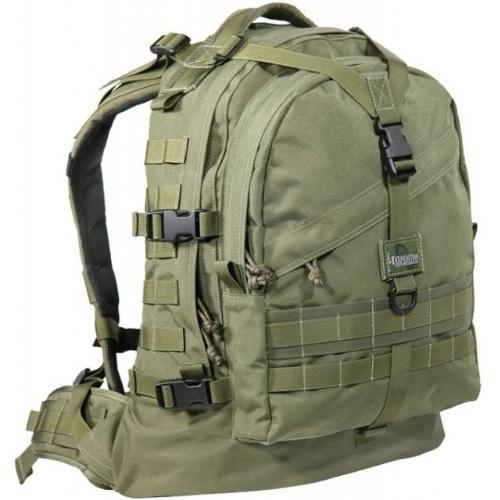 Maxpedition Vulture II Everyday Carry Hydration Compatible Backpack FG 0514F